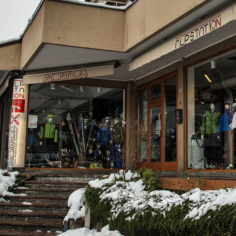 Montura Store Alpstation Brianza