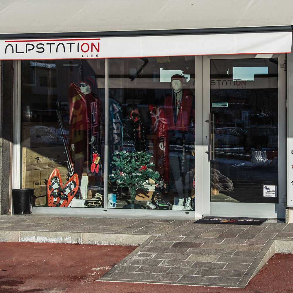 Montura Store Alpstation Cles