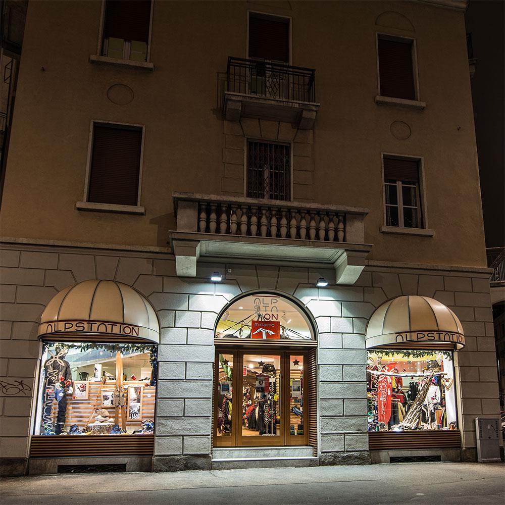 Montura Store Alpstation Milano