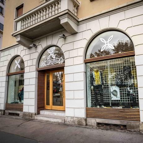Montura Store Mailand