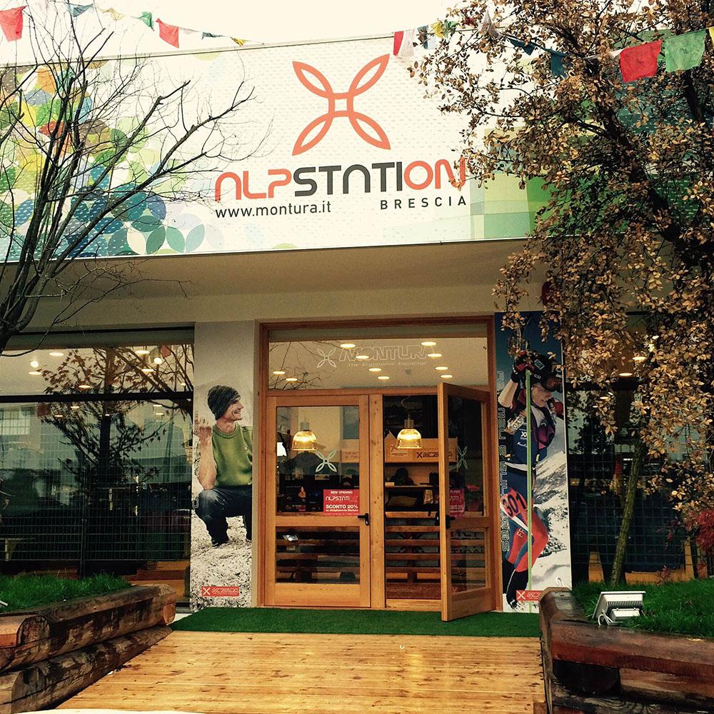 Montura Store Alpstation Brescia