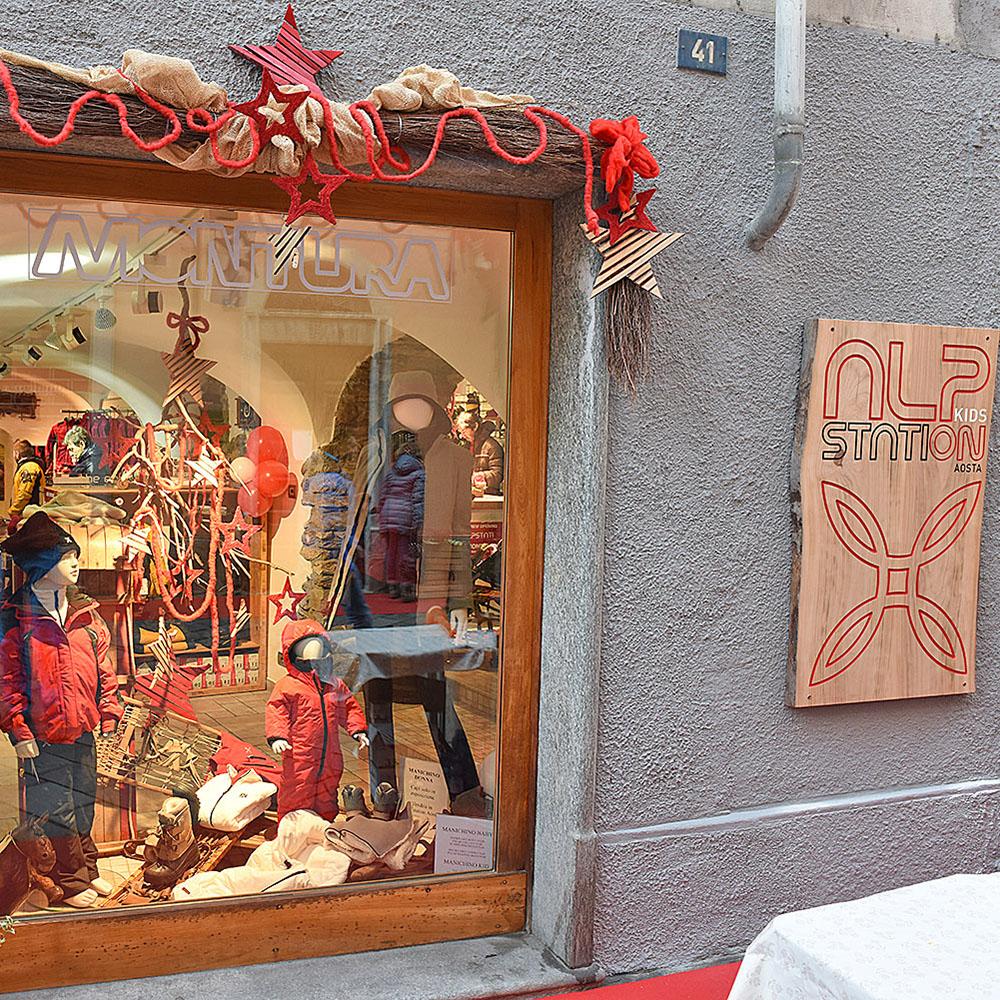 Montura Store ALPSTATION AOSTA 2.0