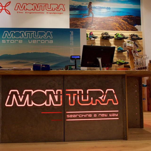 Montura Store Verona