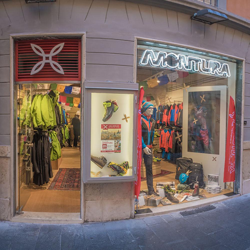 Montura Store Roma