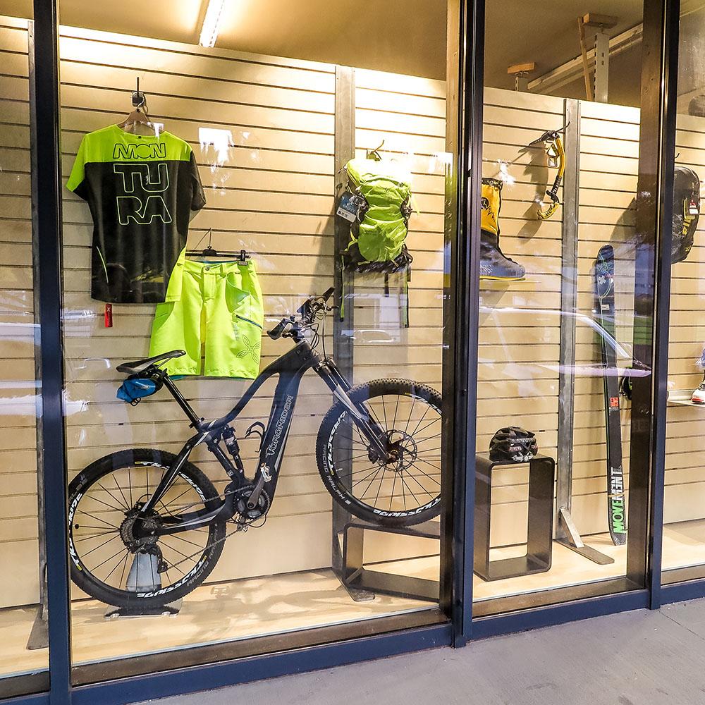 Montura Store Alpstation Innsbruck