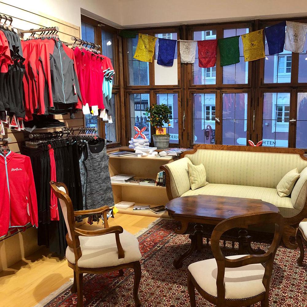 Montura Store Berchtesgaden
