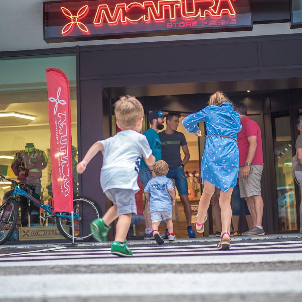 Montura Store FIEMME