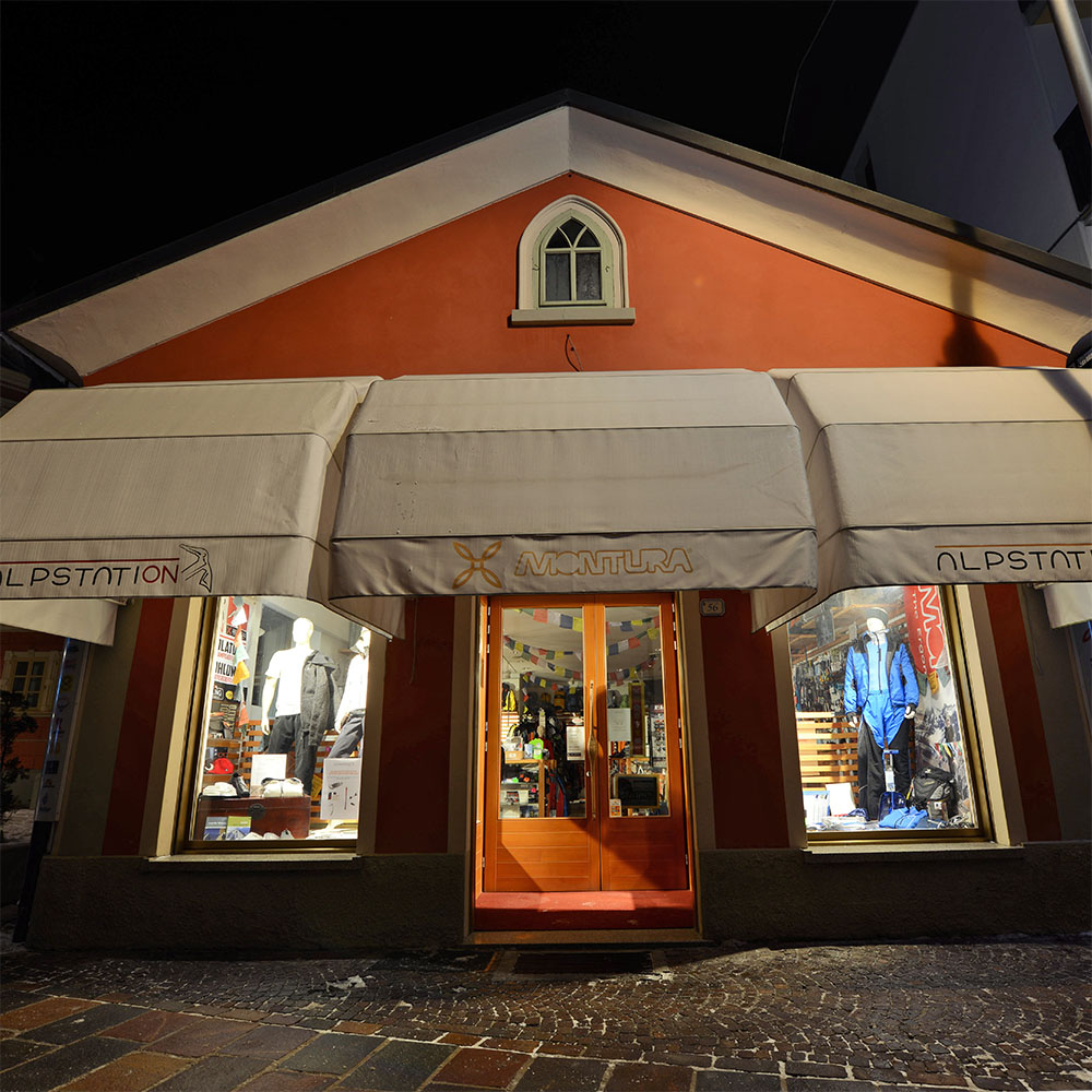Montura Store Alpstation Tarvisio