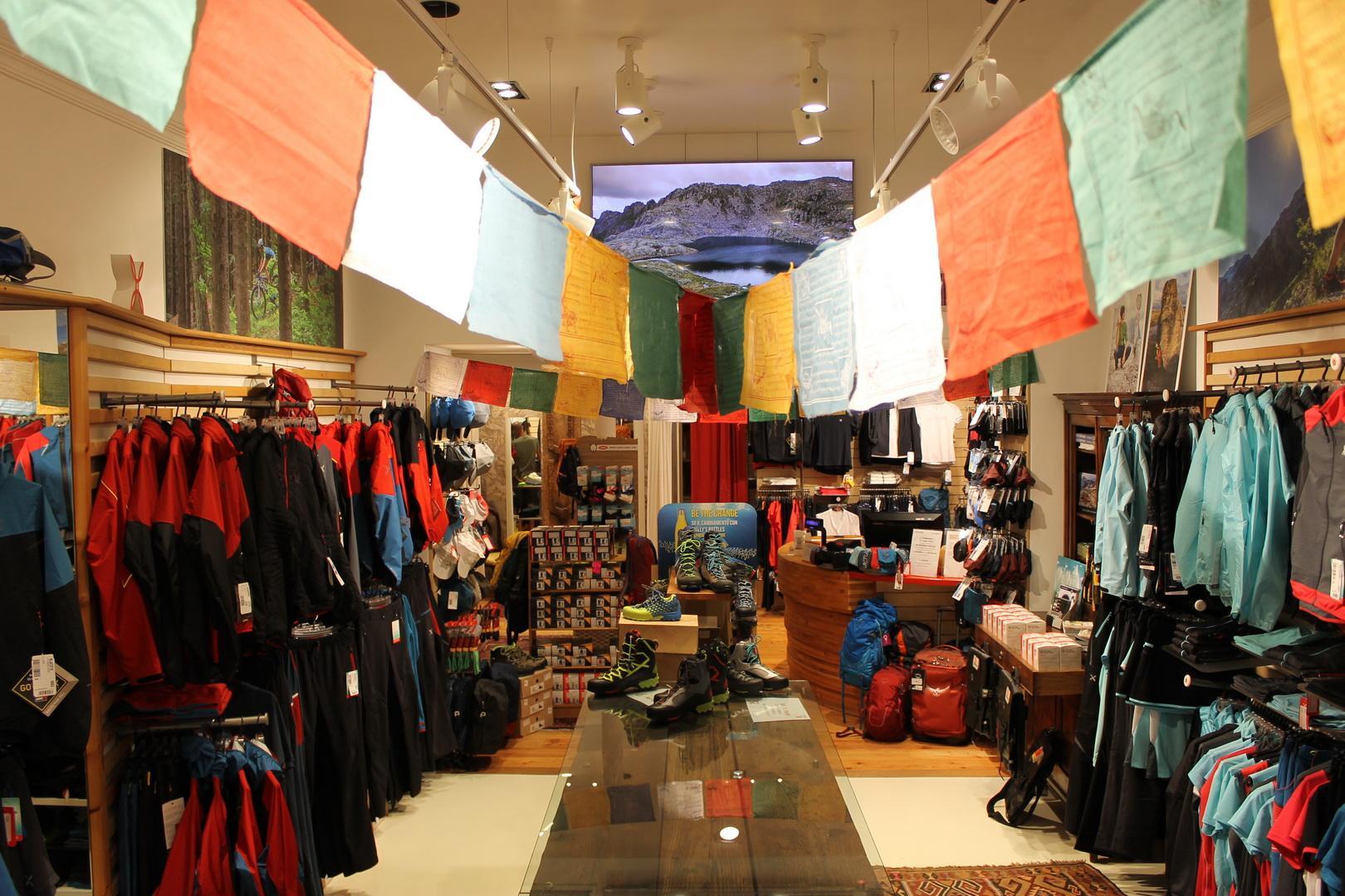Montura Store Trento