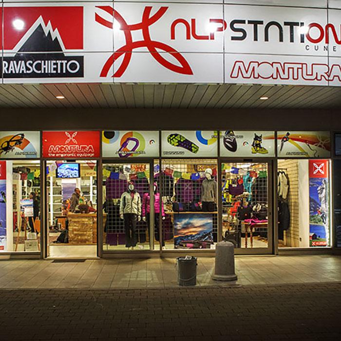 Montura Store Alpstation Cuneo By Ravaschietto Sport