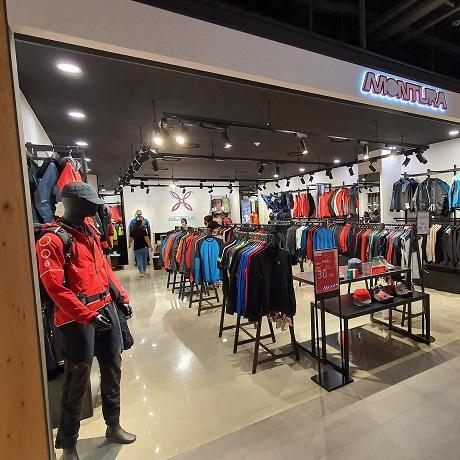 Hyundai Department Store Premium OutletMontura Store, 3rd floor, Tower Zone