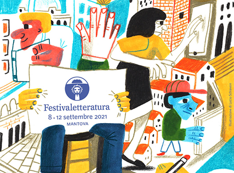 A Mantova il Festivaletteratura 2021