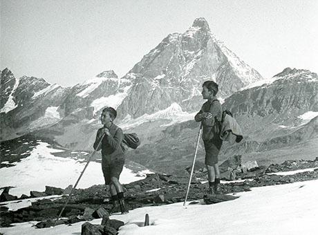"""Al Forte di Bard """"Il Monte Cervino: ricerca fotografica e scientifica"""""""
