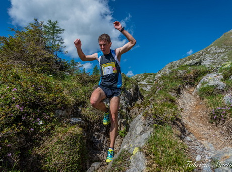 Daniele Cappelletti tenta il record mondiale di dislivello positivo