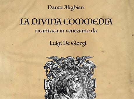 La Divina Commedia ricantata in veneziano