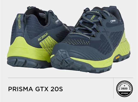 """Prisma Gtx, scarpa dell'anno Skialper 2020 nella sezione """"Speed hiking"""""""