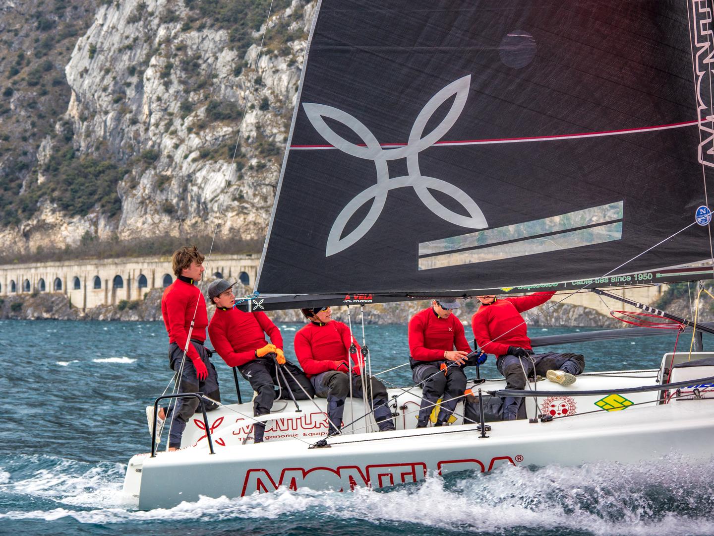 Arkanoè sul podio Melges 24 European Sailing Series