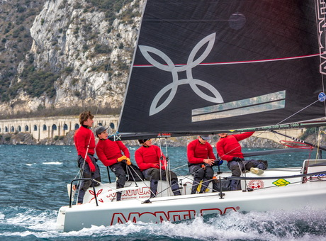 Melges 24 European Sailing Series: Arkanoè by Montura chiude il circuito europeo al secondo posto