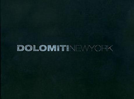 DOLOMITI NEW YORK