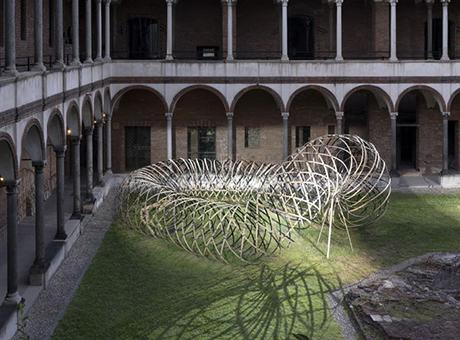 L'archistar giapponese Kengo Kuma protagonista al Fuorisalone di Milano