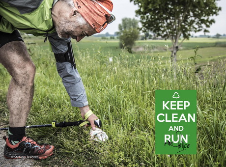 "Montura pulisce il mondo con ""Keep Clean and Run"""