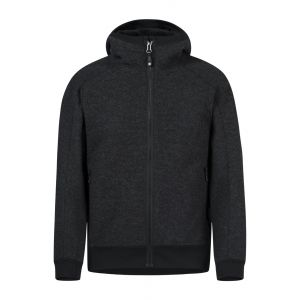 WOOL BALANCE HOODY JACKET