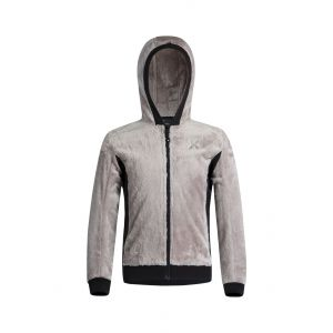 POLAR STRETCH HOODY JACKET KID