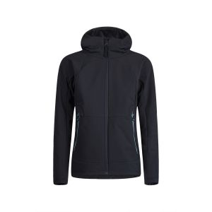 WIND FLEECE HOODY JACKET WOMAN