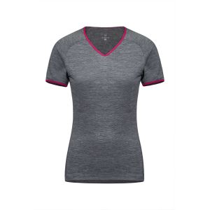 RUN WOOL T-SHIRT WOMAN