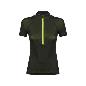 RUN VIPER ZIP T-SHIRT WOMAN