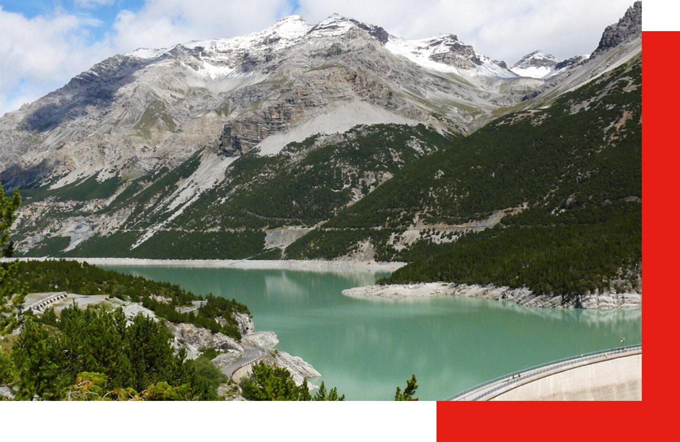 Lombardia Lago Cancano